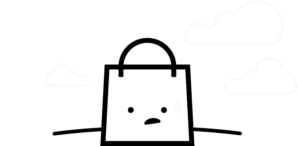 Your cart is currently empty :(