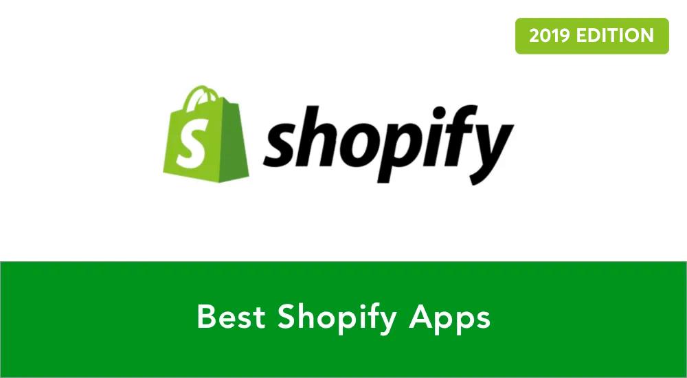 Best Shopify Apps in 2019