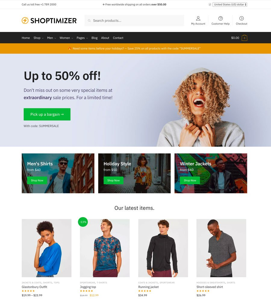 Shoptimizer