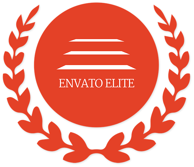 Envato Elite Badge