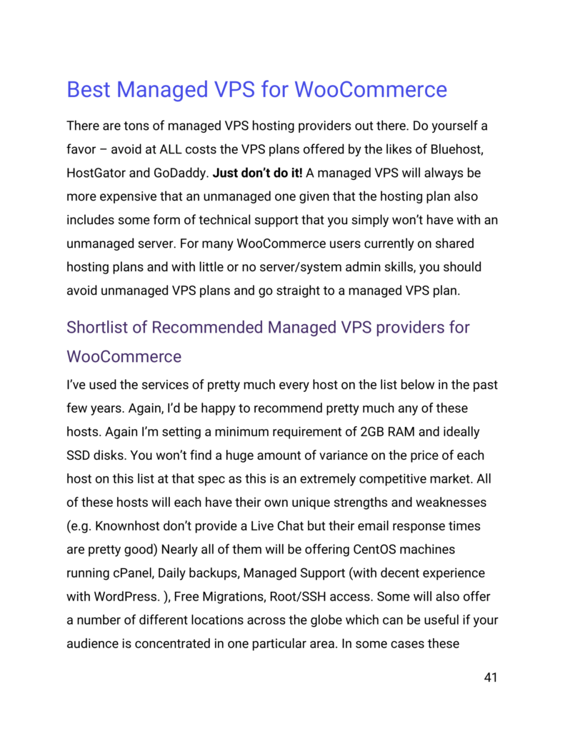 Best WooCommerce Hosting Guide Page 41