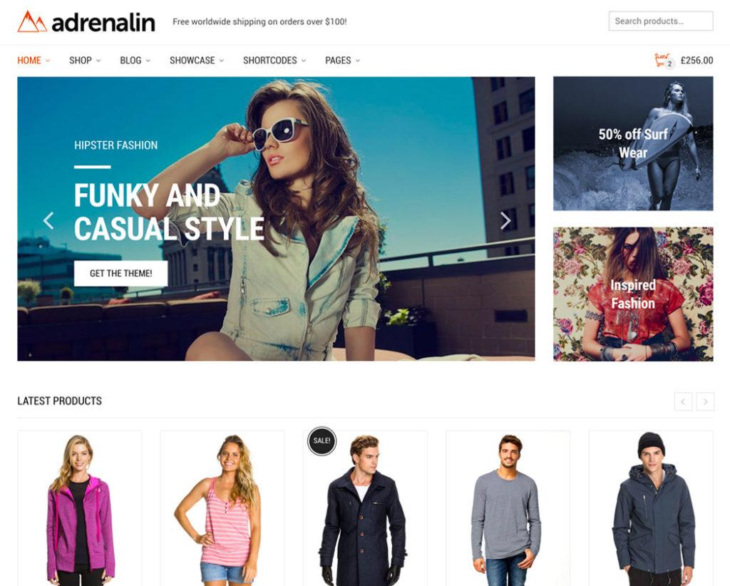 Adrenalin - create anything