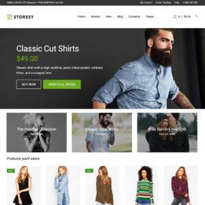 Storesy WooCommerce Theme