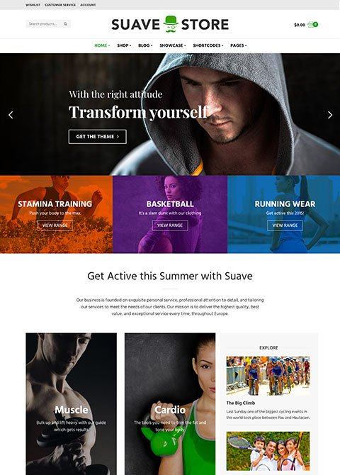 Homepage Four