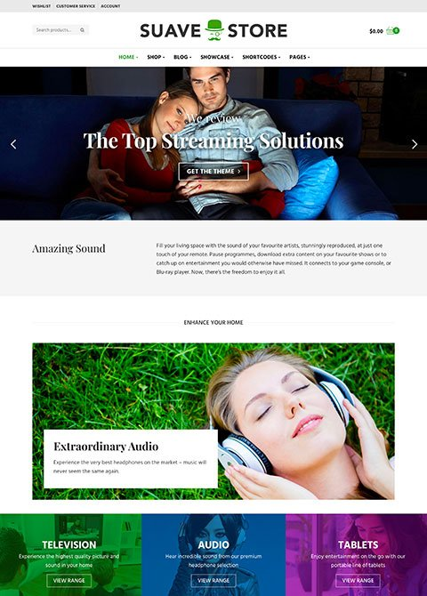 Homepage Five