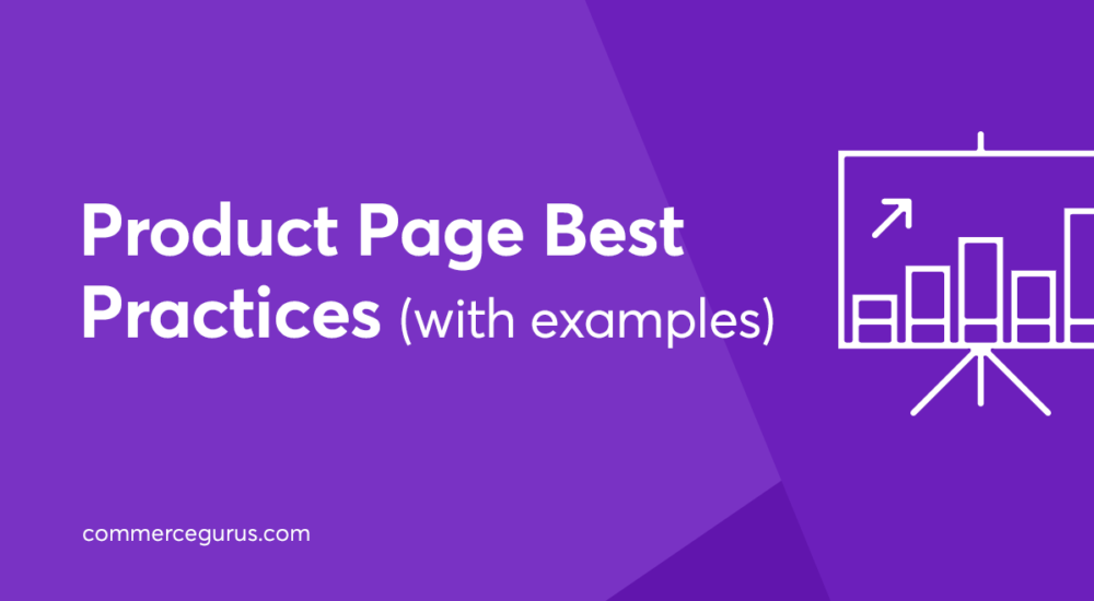Product Page Best Practices (with Examples)