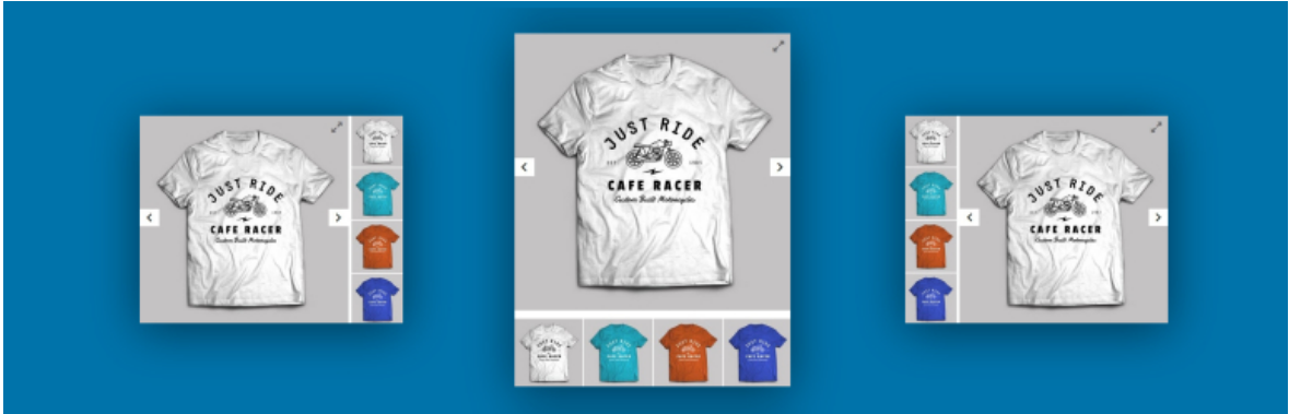 Advanced WooCommerce Product Gallery Slider
