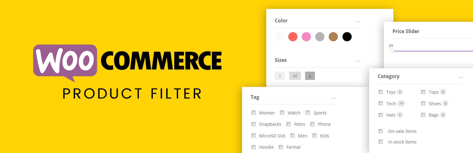 Themify Product Filter Plugin