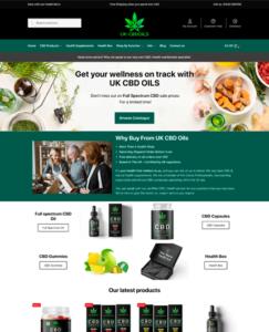 UK CBD Oils