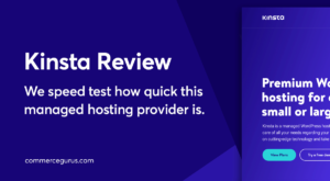 Kinsta Web Hosting Review
