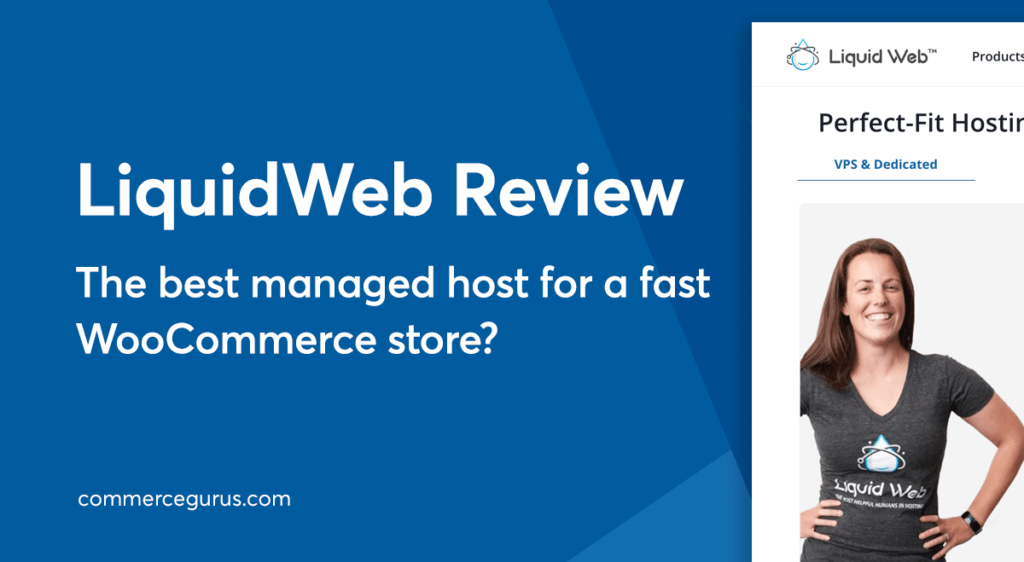 LiquidWeb hosting review