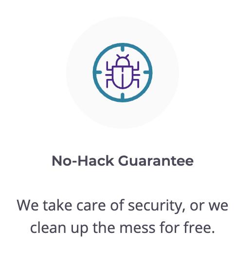 No-hack Guarantee